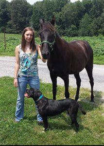 Brianna Bledsoe Animal Hospital Assistant in Lancaster KY Animal Hospital