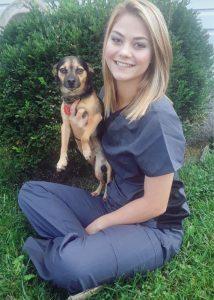 Hanna Moore Kentucky Animal Hospital Veterinary Assistant
