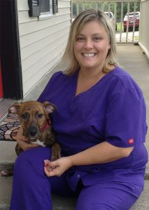 Jessi Spencer Customer Service at Animal Hospitals of Kentucky in Danville KY
