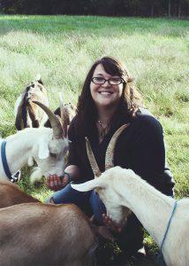 Trinity Curtsinger Vet Assistant in Animal Hospital Danville KY