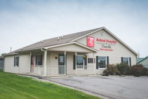 Animal Hospital of Danville KY - Vet Office