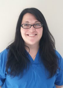 Trinity Curtsinger Kentucky Veterinary Assistant in Danville KY