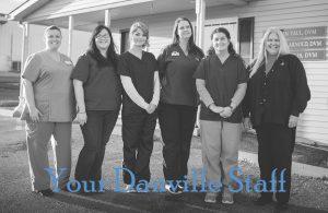 Danville Staff